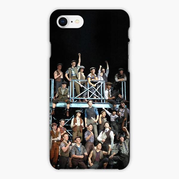 Custodia Cover iphone 6 7 8 plus Newsies Musical All