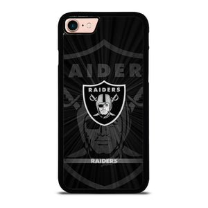 OAKLAND RAIDERS LOGO Cover iPhone 8