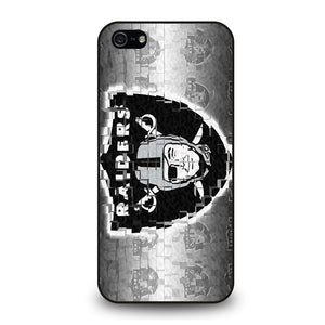 OAKLAND RAIDERS RAIDERS NATION Cover iPhone 5 / 5S / SE