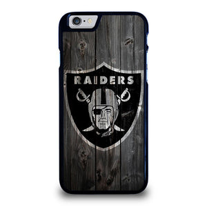 OAKLAND RIDERS WOOD Cover iPhone 6 / 6S