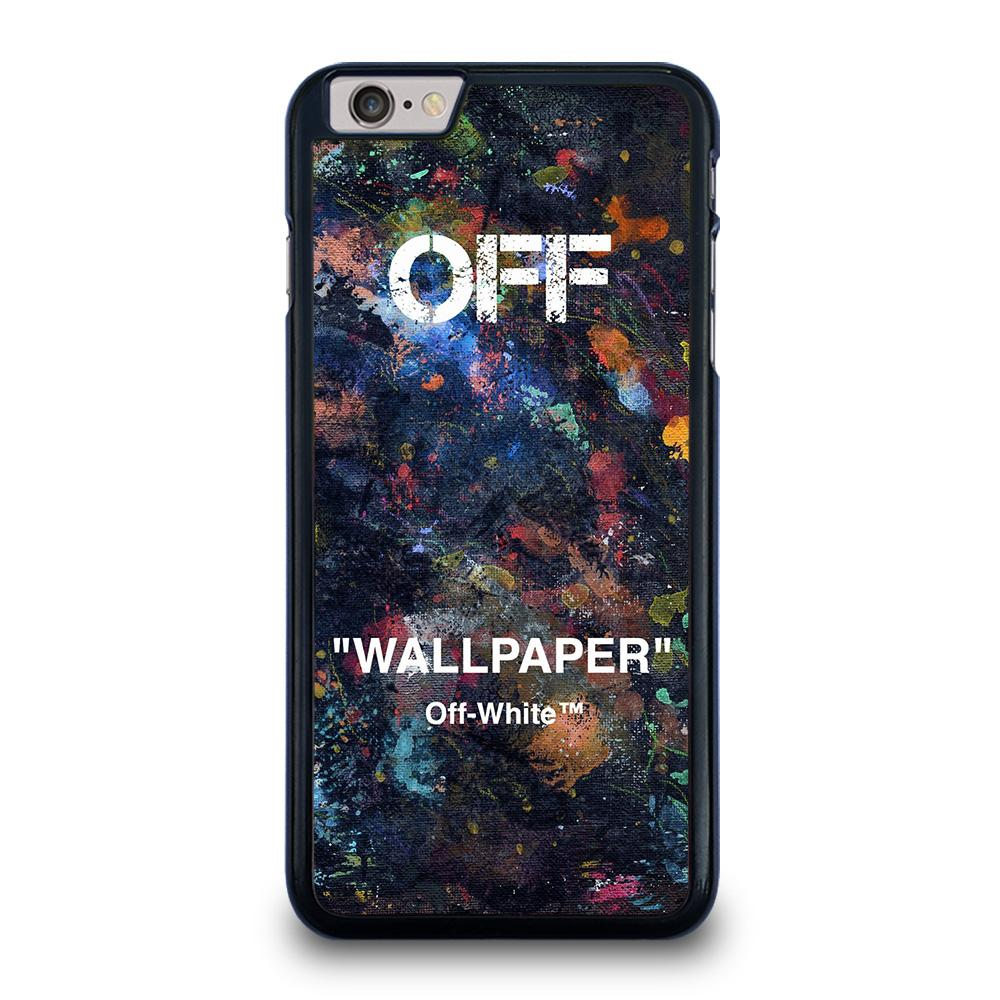 OFF WHITE HYPEBEAST Cover iPhone 6 / 6S Plus