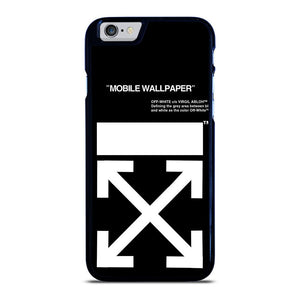 OFF WHITE Cover iPhone 6 / 6S