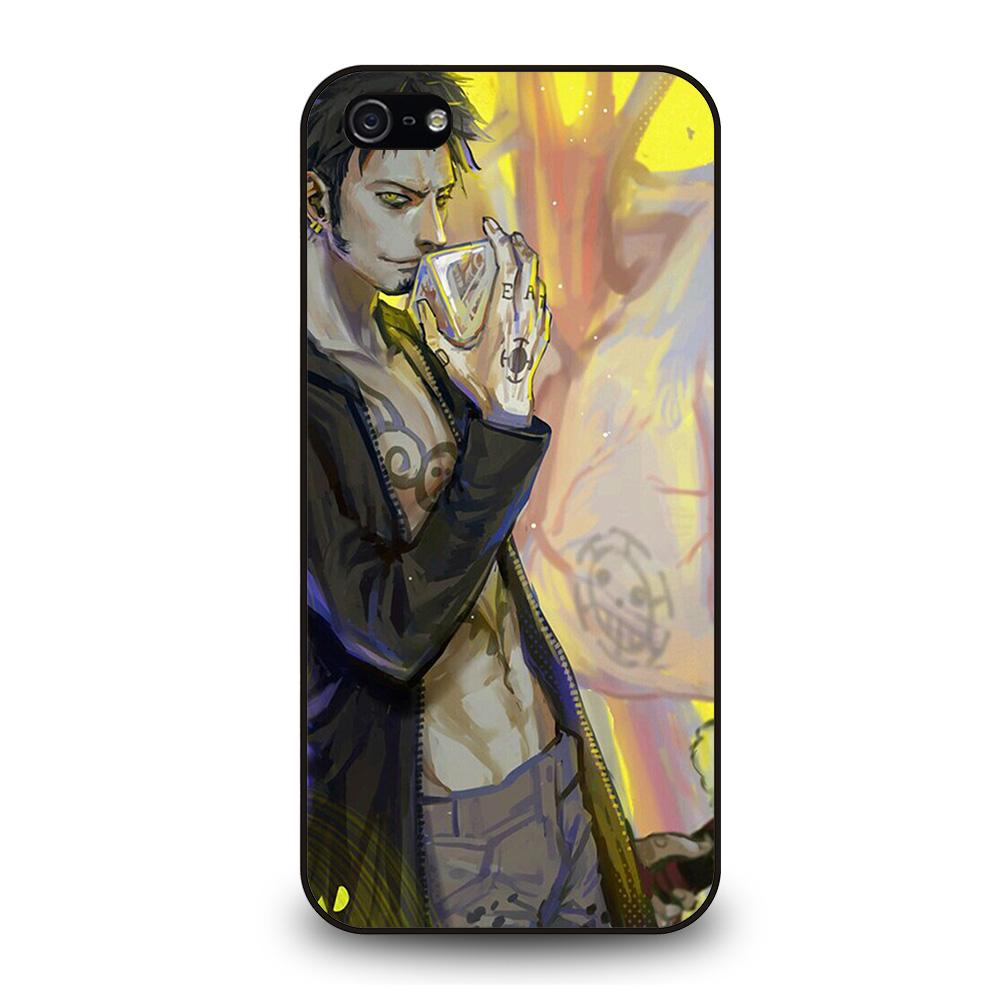 ONE PIECE TRAFALGAR ART Cover iPhone 5 / 5S / SE