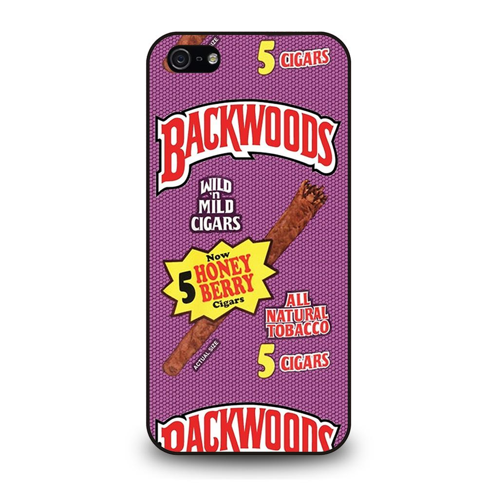 ONLY BACKWOODS CIGARS Cover iPhone 5 / 5S / SE