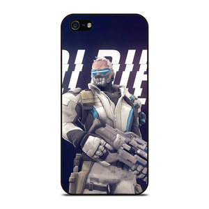 OVERWATCH SOLDIER Cover iPhone 5 / 5S / SE