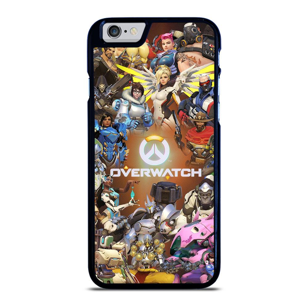 OVERWATCH ALL HEROES Cover iPhone 6 / 6S