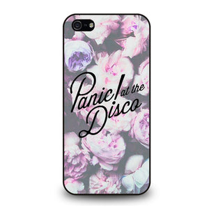 PANIC AT THE DISCO QUIZZES Cover iPhone 5 / 5S / SE