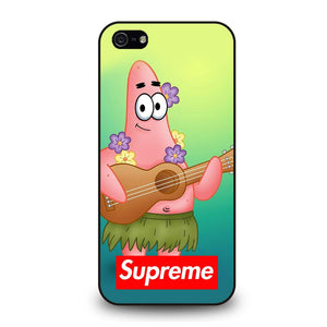 PATRICK SUPREME HAWAII Cover iPhone 5 / 5S / SE