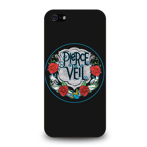 PIERCE THE VEIL FRANKENSTEIN AVAGE STATIC Cover iPhone 5 / 5S / SE