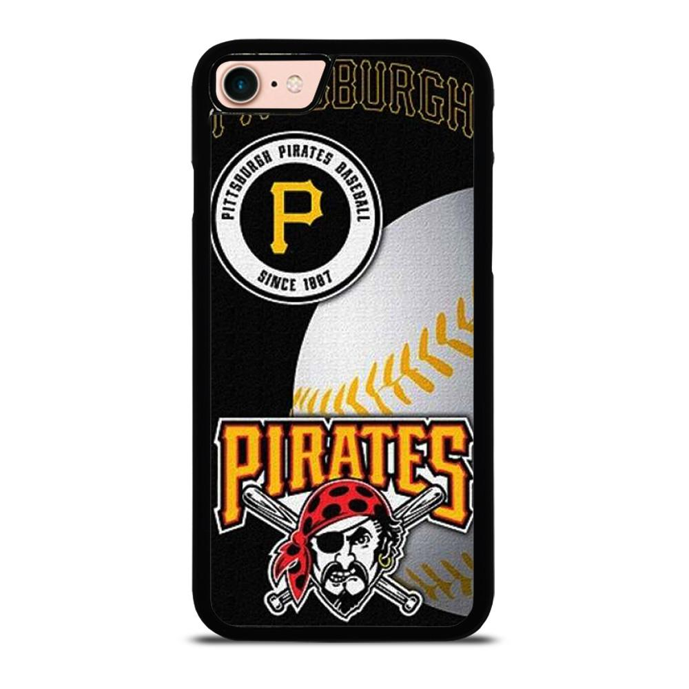 PITTSBURGH PIRATES 3 Cover iPhone 8