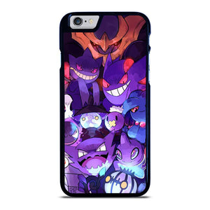 POKEMON GASTLY HAUNTER GENGAR ART GO Cover iPhone 6 / 6S