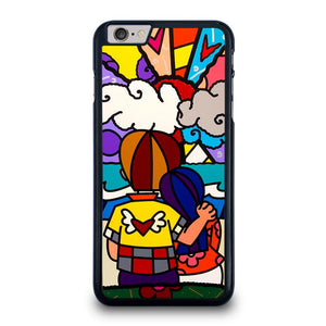 POP ART ROMERO BRITTO Cover iPhone 6 / 6S Plus