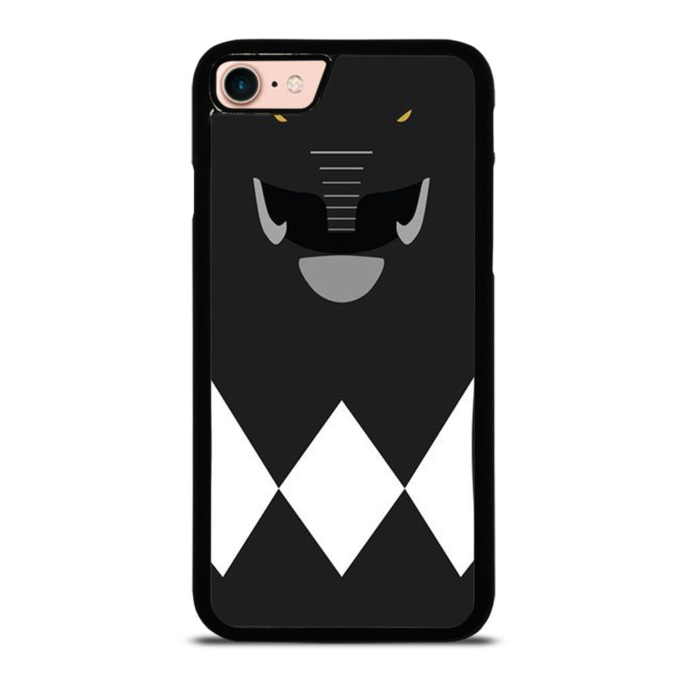 POWER RANGERS BLACK Cover iPhone 8