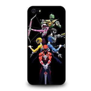 POWER RANGERS CLASSIC Cover iPhone 5 / 5S / SE