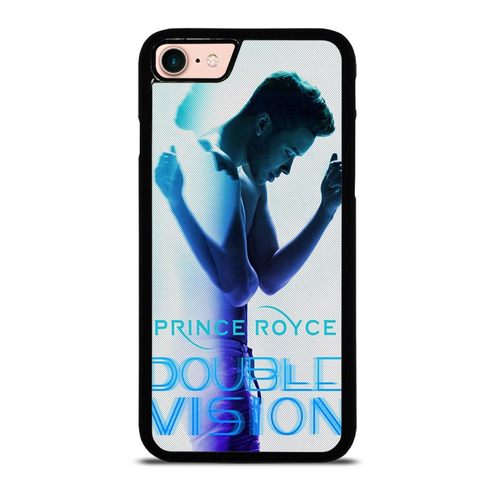 PRINCE ROYCE DOUBLE VISION Cover iPhone 8