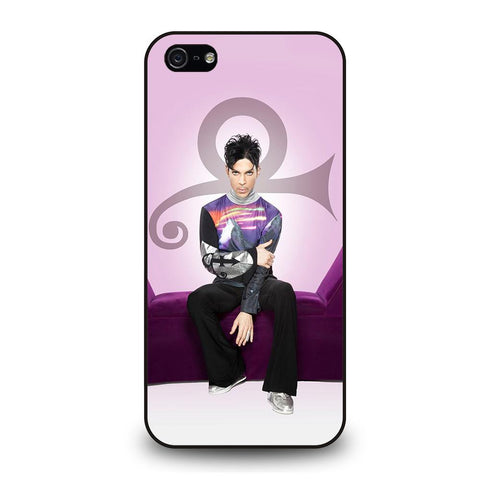 coque custodia cover fundas iphone 11 pro max 5 6 7 8 plus x xs xr se2020 C28984 PRINCE PURPLE IN MEMORIAM iPhone 5/5S/SE Case