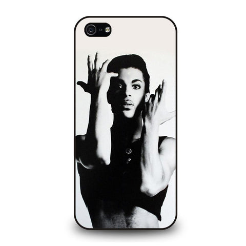 coque custodia cover fundas iphone 11 pro max 5 6 7 8 plus x xs xr se2020 C28995 PRINCE PURPLE RAIN 1 iPhone 5/5S/SE Case