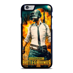 coque custodia cover fundas iphone 11 pro max 5 6 7 8 plus x xs xr se2020 C29059 PUBG GAME #1 iPhone 6 / 6S Case