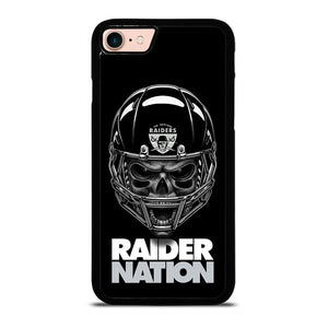 RAIDER NATION custodia cover iPhone8