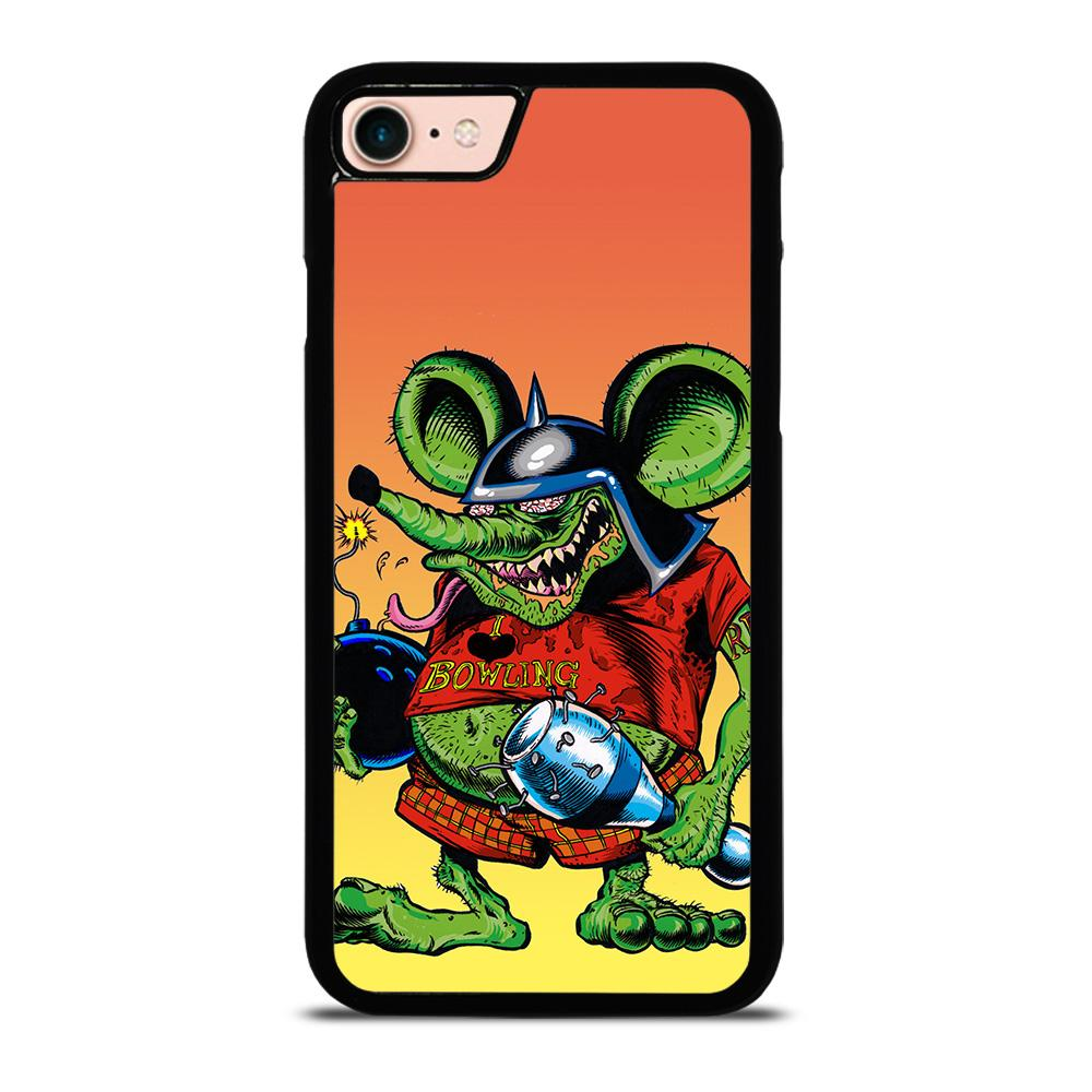 RAT FINK HOT Cover iPhone 8