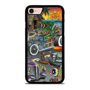 RAT FINK SPEEDLESS 2 Cover iPhone 8