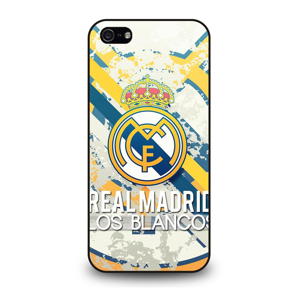 REAL MADRID LOS BLANCOS Cover iPhone 5 / 5S / SE