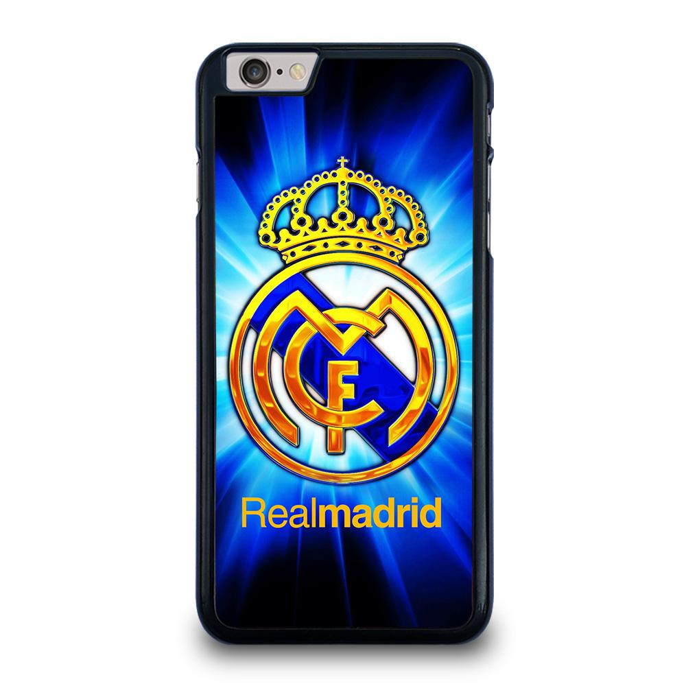 REAL MADRID BLUE Cover iPhone 6 / 6S Plus