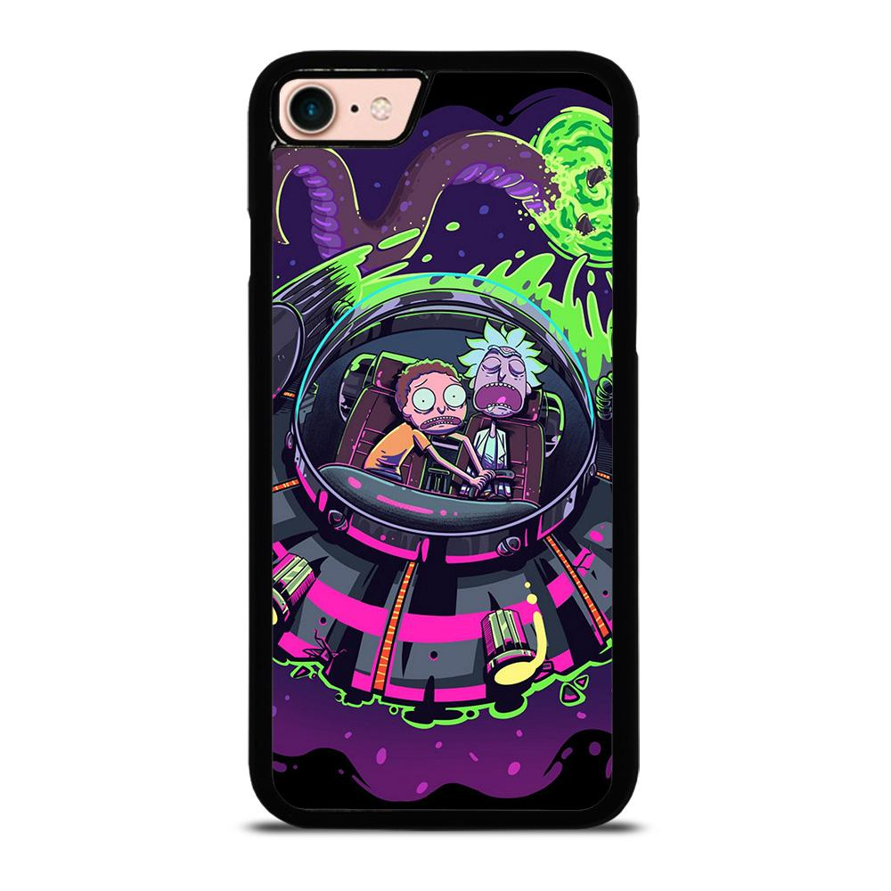 RICK AND MORTY 2 Cover iPhone 8