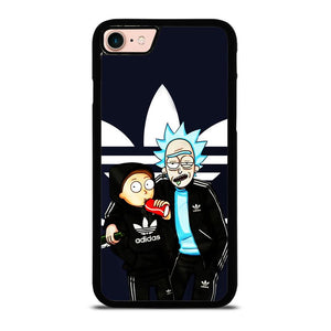 RICK AND MORTY ADIDAS Cover iPhone 8