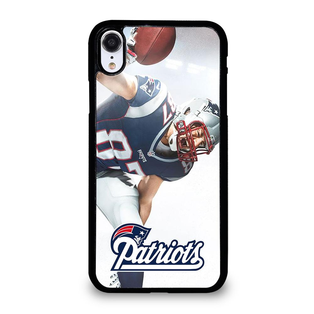 ROB GRONKOWSKI NEW ENGLAND PATRIOTS iPod Touch 6 Cover iPhone XR,cover iphone xr cellularline cover iphone xr personalizzata,ROB GRONKOWSKI NEW ENGLAND PATRIOTS iPod Touch 6 Cover iPhone XR