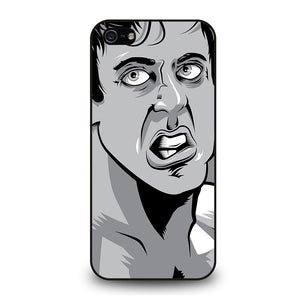 ROCKY BALBOA ANIME Cover iPhone 5 / 5S / SE