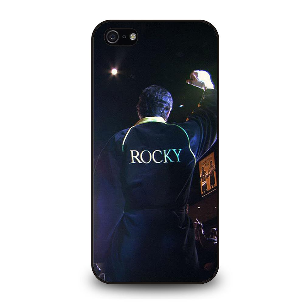 ROCKY BALBOA JACKET Cover iPhone 5 / 5S / SE