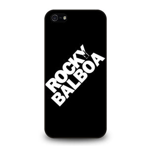 ROCKY BALBOA LOGO Cover iPhone 5 / 5S / SE