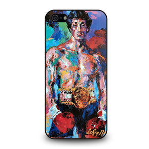 ROCKY BALBOA MOZAIC Cover iPhone 5 / 5S / SE
