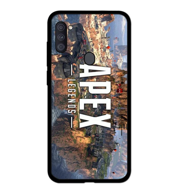 coque custodia cover fundas hoesjes j3 J5 J6 s20 s10 s9 s8 s7 s6 s5 plus edge B9974 Apex Legends Logo Wallpaper Q0213 Samsung Galaxy A11 Case