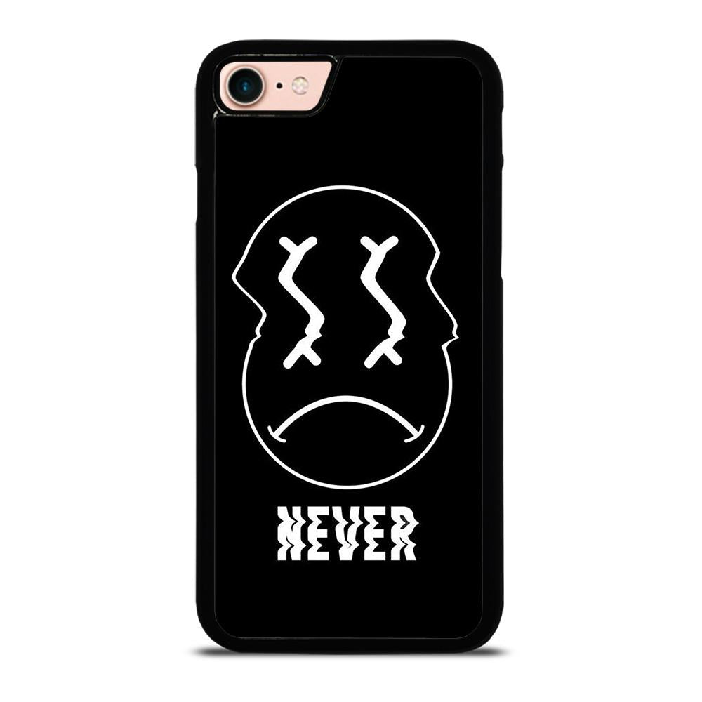 SAM COLBY BROCK NEVER LOGO custodia cover iPhone8