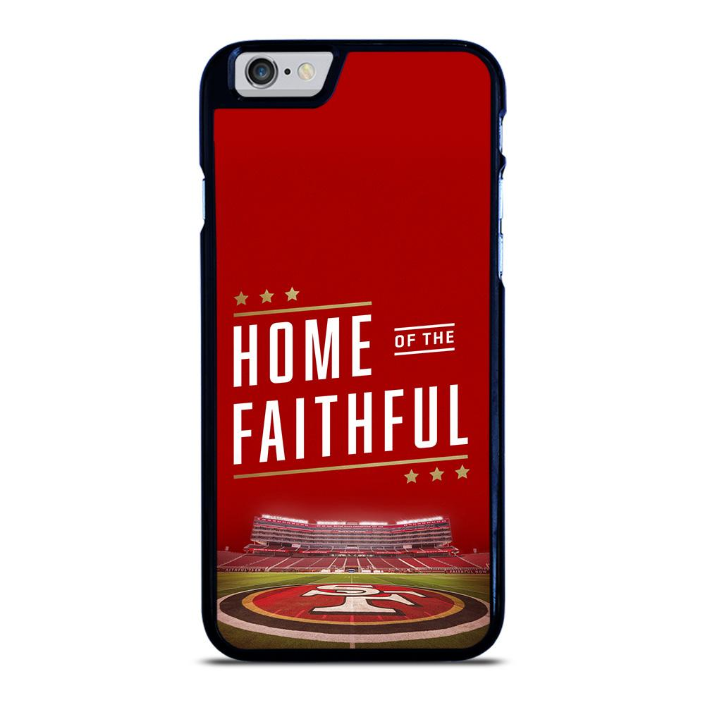 SAN FRANCISCO 49ERS 4 Cover iPhone 6 / 6S