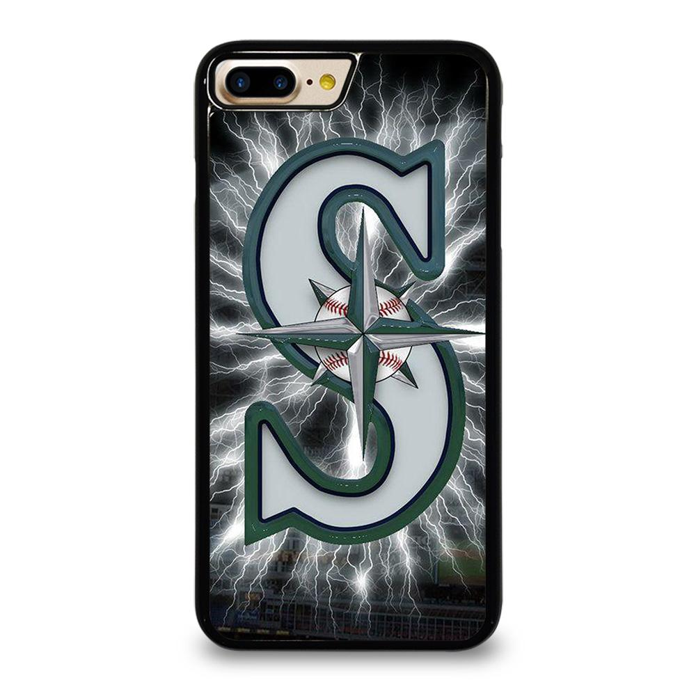 SEATTLE MARINERS MLB LOGO Cover iPhone7 Plus
