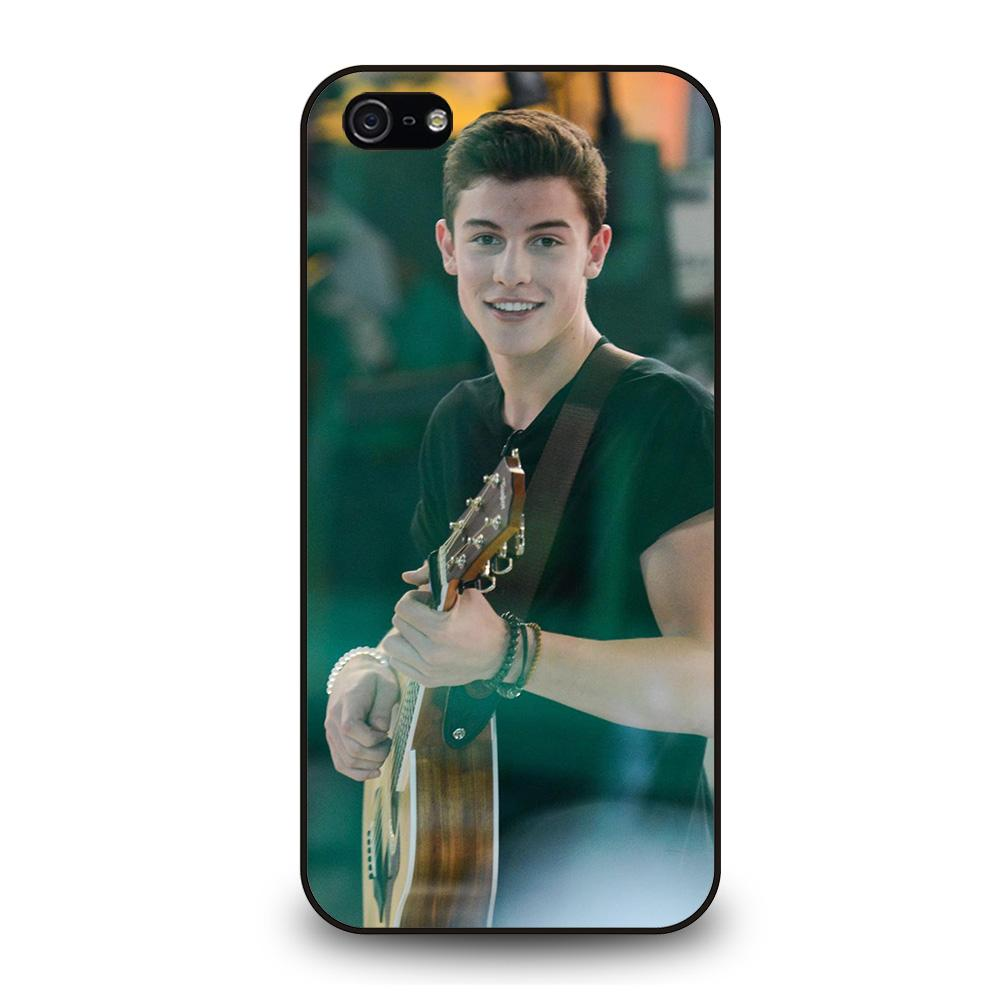 SHAWN MENDES GUITAR Cover iPhone 5 / 5S / SE