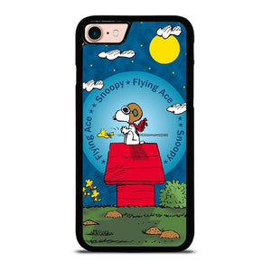 SNOOPY FLYING ACE Cover iPhone 8
