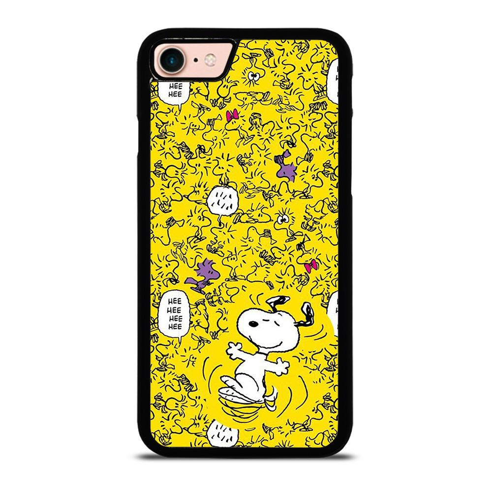 SNOOPY HUG custodia cover iPhone8