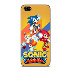 SONIC MANIA Cover iPhone 5 / 5S / SE