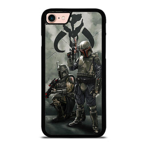 STAR WARS BOBA FETT 3 Cover iPhone 8