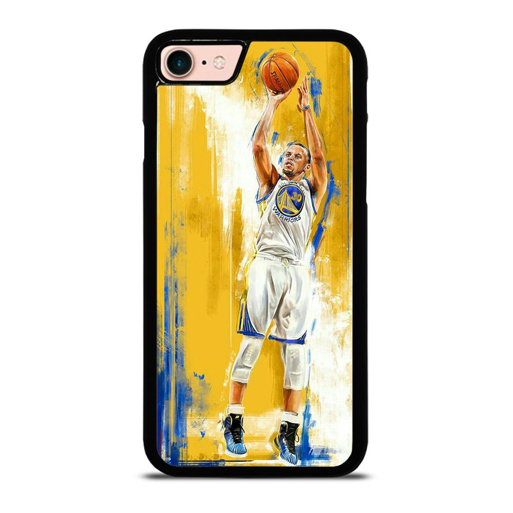 STEPHEN CURRY ART Cover iPhone 8
