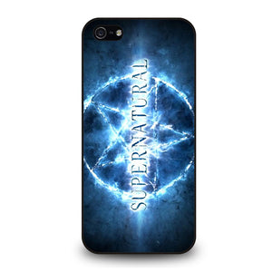 SUPERNATURAL STAR LOGO Cover iPhone 5 / 5S / SE