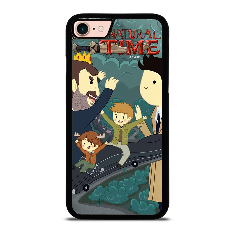 SUPERNATURAL TIME Cover iPhone 8
