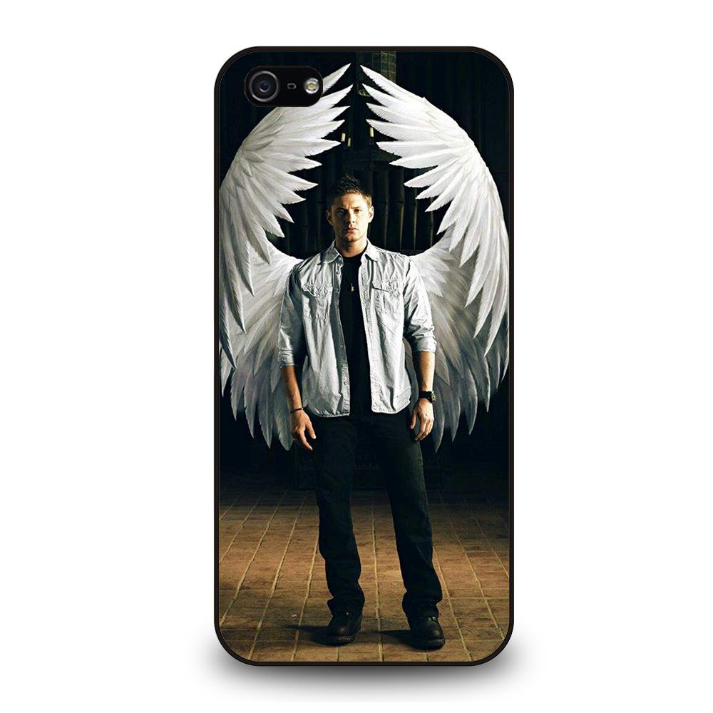 SUPERNATURAL WINGS Cover iPhone 5 / 5S / SE