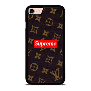 SUPREME BROWN Cover iPhone 8