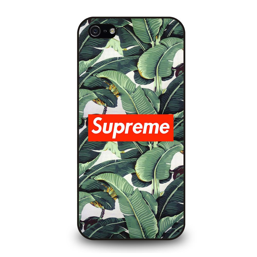SUPREME TROPICAL BANANA Cover iPhone 5 / 5S / SE
