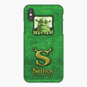 Custodia Cover iphone 6 7 8 plus Shrek Vintage